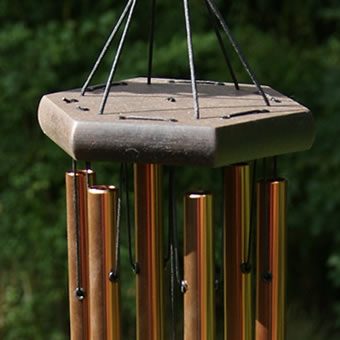 Nature S Melody  Aureole Tuned Wind Chime