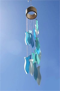 Blue Shoal Wind Chime